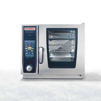 FOUR MIXTE RATIONAL SELF COOKING CENTER  6  2/3 GN XS EL