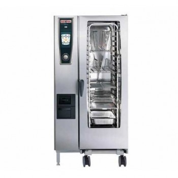 FOUR MIXTE RATIONAL SELF COOKING CENTER SCC 20 NIVEAUX GN 2/1 SCC 202 EL