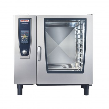 FOUR MIXTE RATIONAL SELF COOKING CENTER SCC 10 NIVEAUX GN 2/1 SCC 102 EL