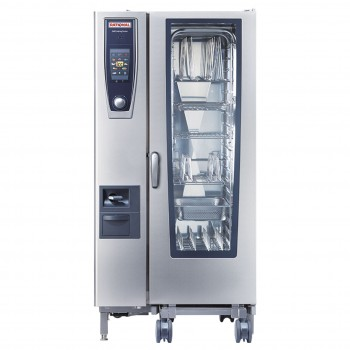 FOUR MIXTE RATIONAL SELF COOKING CENTER SCC 20 NIVEAUX GN 1/1 SCC 201 EL