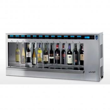 DISTRIBUTEUR DE VINS 6+6 KEY WINE TASTE