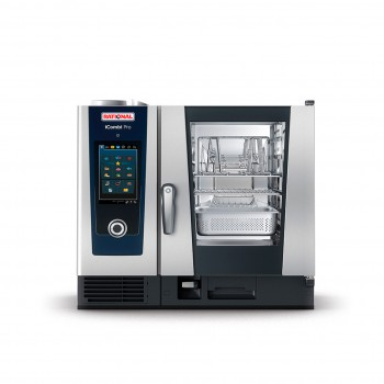 FOUR MIXTE RATIONAL iCOMBI PRO 6 GN -1/1 ou 1/2