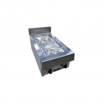 2 FEUX VIFS 6 kW DESSUS SEUL GAMME CELTIC CAPIC