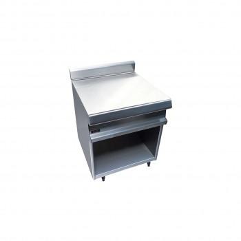 PLAN NEUTRE SUR PLACARD OUVERT 800x836x900/930 GAMME CELTIC CAPIC