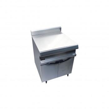 PLAN NEUTRE SUR FOUR GAZ 800x836x900/930 GAMME CELTIC CAPIC