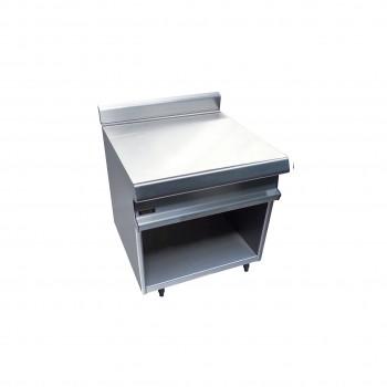 PLAN NEUTRE SUR PLACARD OUVERT 700x836x900/930 GAMME CELTIC CAPIC