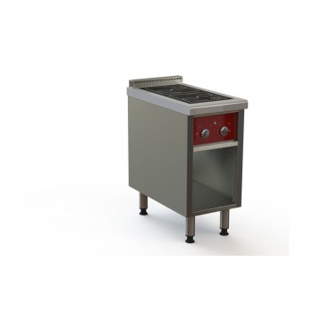 FOYERS INDUCTION 2X5KW BAIE OUVERTE - CHARVET