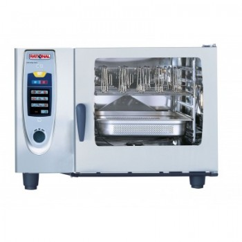 FOUR MIXTE RATIONAL SELF COOKING CENTER SCC 6 NIVEAUX GN 2/1 SCC 62 EL