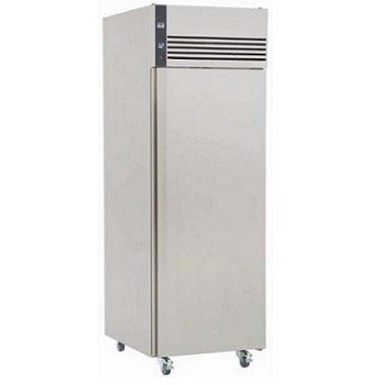 ARMOIRE REFRIGEREE POSITIVE 1 PORTE EXT INT INOX EP700H FOSTER