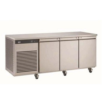 MEUBLE BAS REFRIGERE EXT INT INOX EP 1/3HS FOSTER