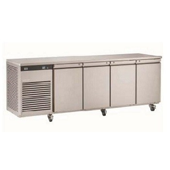 MEUBLE BAS REFRIGERE EXT INT INOX EP 1/4HS FOSTER