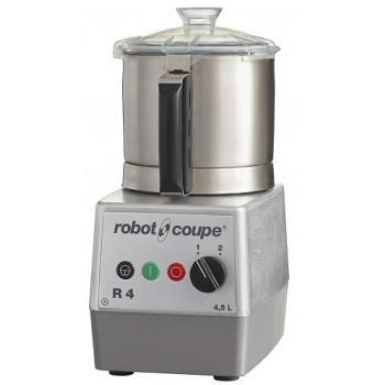 CUTTER DE TABLE R4 TRIPHASE 400V ROBOT COUPE