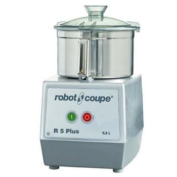 CUTTER DE TABLE R5 PLUS TRIPHASE 400V ROBOT COUPE