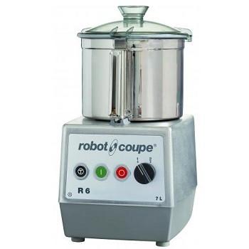 CUTTER DE TABLE R6 TRIPHASE 400V ROBOT COUPE