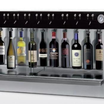 DISTRIBUTEUR DE VINS 6+6 BASIC WINE TASTE