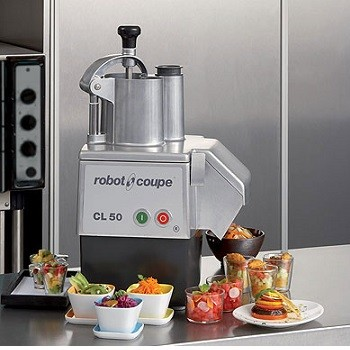 COUPE-LEGUMES ROBOT COUPE CL 50 1 VITESSE MONOPHASE