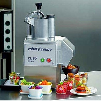 COUPE-LEGUMES ROBOT COUPE CL 50 ULTRA 1 VITESSE MONOPHASE